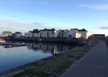 Thumbnail 2 bed penthouse to rent in Harbour Road, Tayport
