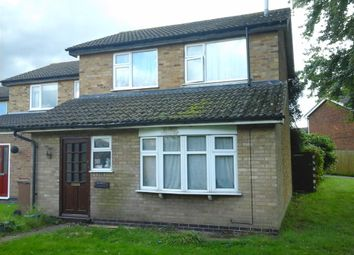 Thumbnail 3 bed end terrace house for sale in Tinkers Dell, East Goscote, Leicester
