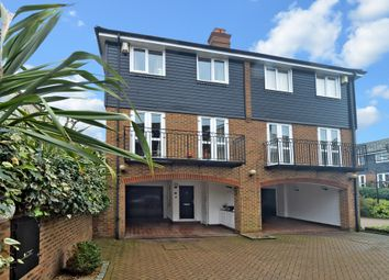 Thumbnail 3 bed semi-detached house for sale in Harvest Lane, Thames Ditton