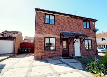 2 bed semi-detached house for sale in Turnberry Avenue, Kirkby-In-Ashfield, Nottingham NG17