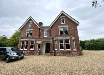 Upper Street, Breamore, Fordingbridge, Hampshire SP6. 8 bed detached house