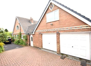 Thumbnail 6 bed detached house for sale in Old Vicarage Road, Horwich