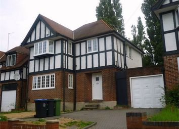 Thumbnail 3 bed detached house for sale in Barn Way, Wembley, Greater London