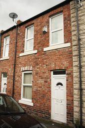 Thumbnail 2 bedroom terraced house for sale in Gladstone Street, Lemington, Newcastle Upon Tyne