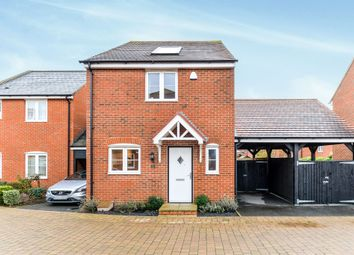 Thumbnail 3 bedroom link-detached house for sale in Bluewater Quay, Wixams, Bedford