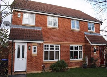 Thumbnail 3 bed semi-detached house to rent in Hawthorn Close, Iver Heath, Buckinghamshire