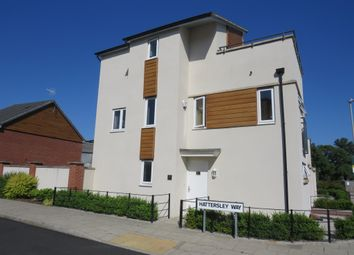 Thumbnail 3 bed link-detached house for sale in Hattersley Way, Leicester