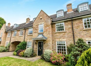 Thumbnail 5 bedroom town house for sale in Northfields Court, Stamford