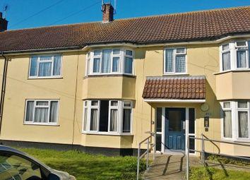 Thumbnail 2 bedroom flat for sale in Swansea Avenue, Ipswich