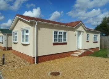 Thumbnail 2 bed mobile/park home for sale in Main Road, West Winch, King's Lynn