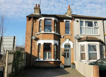 Thumbnail 3 bed end terrace house for sale in Crescent Road, London