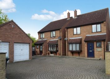 Thumbnail 4 bed detached house for sale in Rivermead Gardens, Sandy