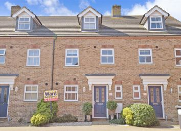 Thumbnail 3 bed terraced house for sale in Wexford Place, Maidstone, Kent