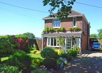 Thumbnail 4 bed detached house for sale in Rockbeare, Exeter, Devon