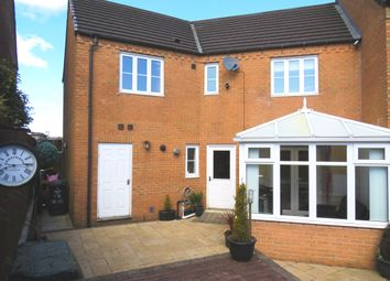 Thumbnail 4 bed end terrace house for sale in The Delves Field Head Lane, Illingworth, Halifax