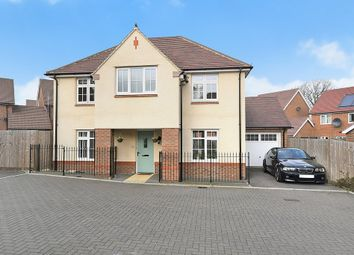 Thumbnail 4 bed detached house for sale in Magdalen Gardens, Maidstone