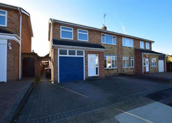 Thumbnail 3 bed semi-detached house for sale in Andrew Close, Stanford-Le-Hope, Essex