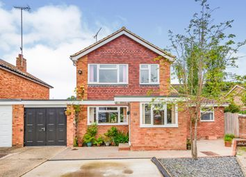 Thumbnail 4 bed link-detached house for sale in Beechey Way, Copthorne, Crawley