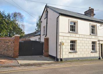 Thumbnail 4 bed end terrace house for sale in Park Street, Tiverton