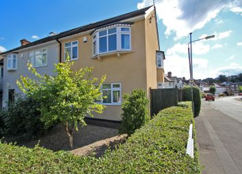 Thumbnail 3 bedroom semi-detached house for sale in Grange Road, Woodthorpe, Nottingham