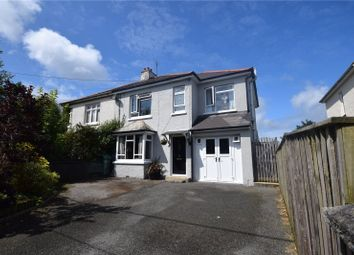 Thumbnail 4 bed semi-detached house for sale in Bodieve, Wadebridge