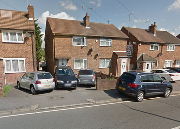 Thumbnail 2 bed semi-detached house to rent in Dallow Road, Luton