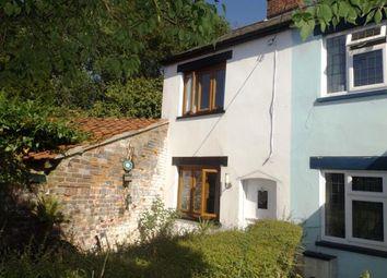 Thumbnail 2 bed end terrace house for sale in Ballingdon Street, Sudbury, Suffolk