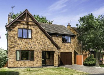 Thumbnail 4 bed detached house for sale in Wortley Close, Shepshed, Loughborough, Leicestershire