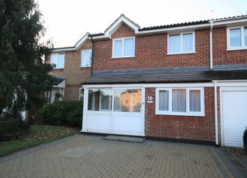 Thumbnail 3 bed end terrace house to rent in Webster Close, Hornchurch