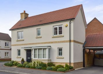 Thumbnail 3 bed detached house for sale in Maldives Terrace, Newton Leys, Milton Keynes
