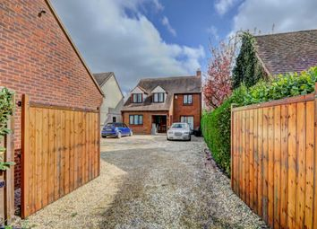 Thumbnail 4 bed detached house for sale in Thame Road, Chinnor