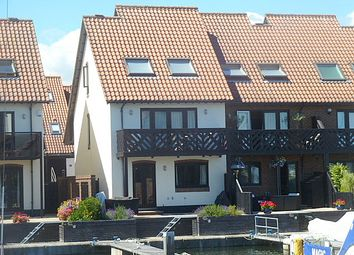 Thumbnail 3 bed town house for sale in Velsheda Court, Hythe