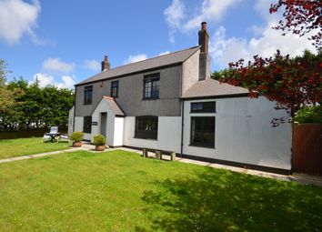 Thumbnail 4 bedroom detached house for sale in Sandy Lane, Redruth