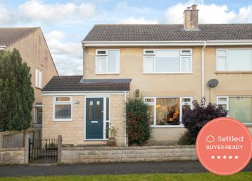 Thumbnail 3 bed semi-detached house for sale in Magnon Road, Bradford-On-Avon, Wiltshire