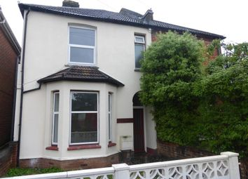 Thumbnail 3 bed property to rent in Kingston Road, Shirley, Southampton