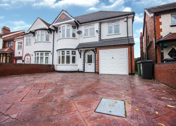 Thumbnail 5 bed semi-detached house for sale in Park Road West, Wolverhampton
