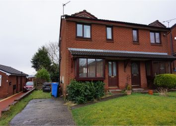 Thumbnail 2 bed semi-detached house for sale in Mountside Close, Rochdale