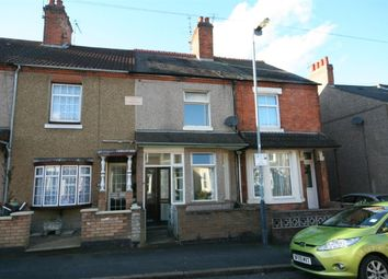 Thumbnail 2 bed terraced house to rent in Claremont Road, Town Centre, Rugby, Warwickshire
