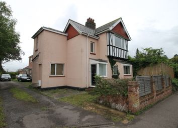 Thumbnail 3 bed detached house to rent in Pinn Lane, Exeter