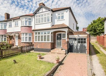 Thumbnail 3 bed end terrace house for sale in Bradley Road, Upper Norwood, London