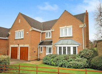 Thumbnail 5 bedroom detached house for sale in The Ashway, Brixworth, Northampton
