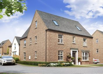 "Thumbnail 5 bed detached house for sale in ""Moorecroft"" at Northern Way, Bury St Edmunds"