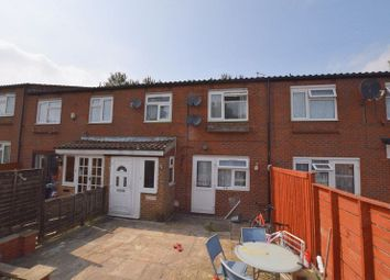 Thumbnail 4 bedroom terraced house for sale in Turnmill Avenue, Springfield, Milton Keynes