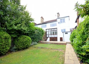 Thumbnail 4 bed semi-detached house to rent in Bedford Avenue, High Barnet, London