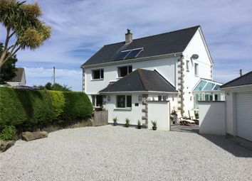 Thumbnail 5 bed detached house for sale in Higher Trewidden Road, St Ives