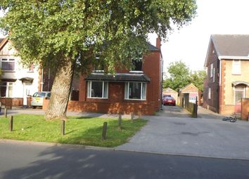 Thumbnail 3 bed detached house for sale in Henderson Avenue, Scunthorpe, Lincolnshire