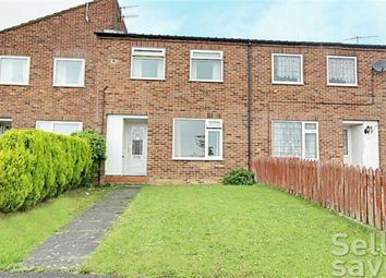 Thumbnail 2 bed terraced house for sale in Holme Hall Crescent, Chesterfield, Derbyshire