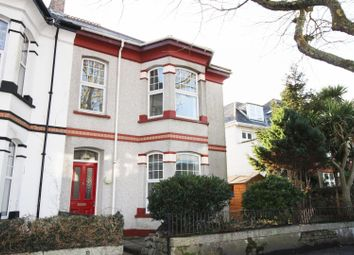 Thumbnail 3 bed property to rent in Killigrew Street, Falmouth