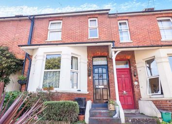 Thumbnail 3 bed terraced house for sale in Wrestwood Road, Bexhill-On-Sea