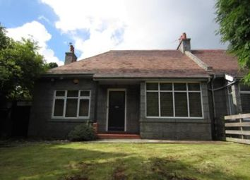 Thumbnail 3 bedroom detached house to rent in Westburn Drive, Aberdeen